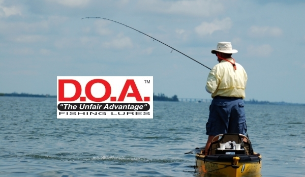 DOA Lures Paddlers Tournament