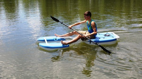 5 Of The Strangest Kayaks Available