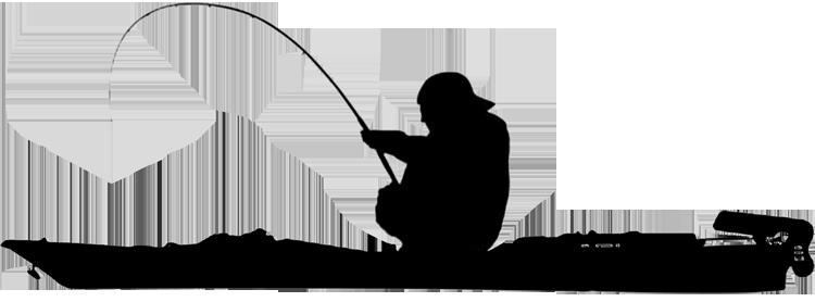 Fishing Reel Silhouette
