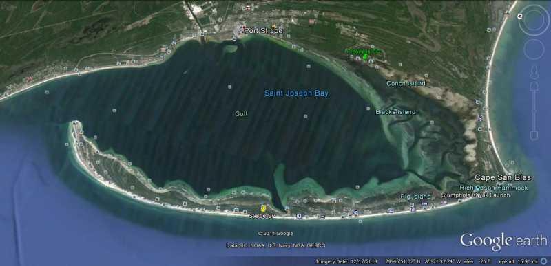 Roadtrip port st joe fl 1 1 yakangler for Port st joe fishing report