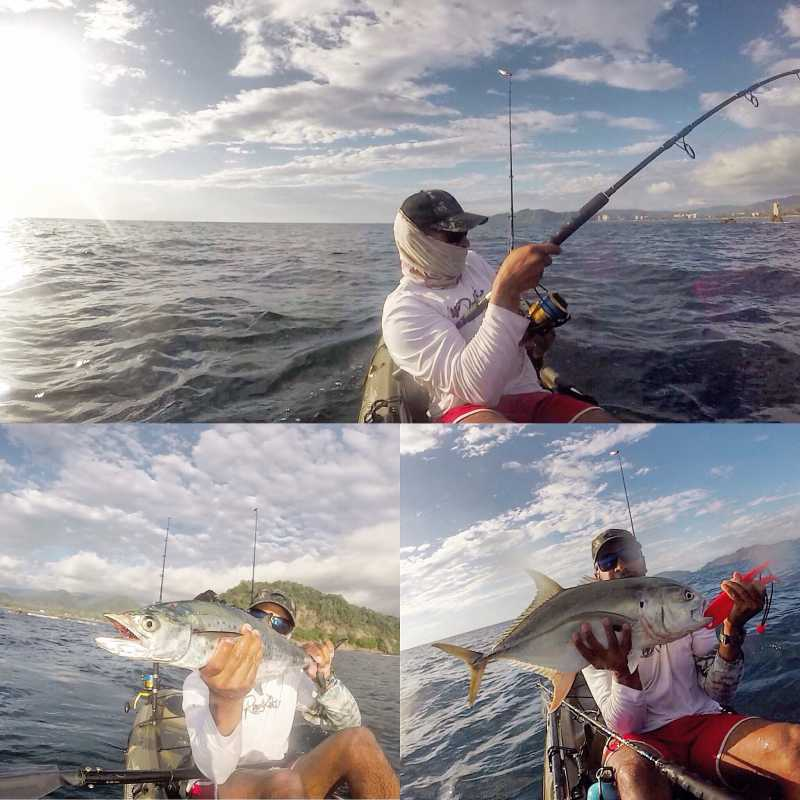 Come fish costa rica contact me for info 1 2 yakangler for Public fishing access near me