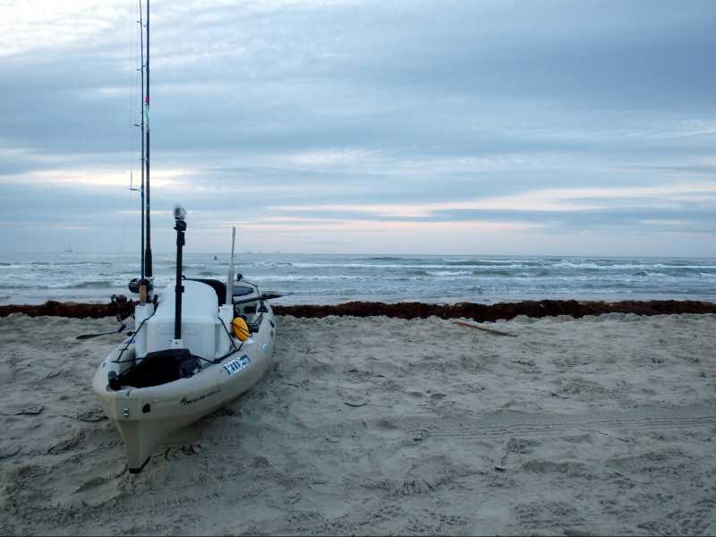 Port aransas kayak fishing tournament for Fishing port aransas