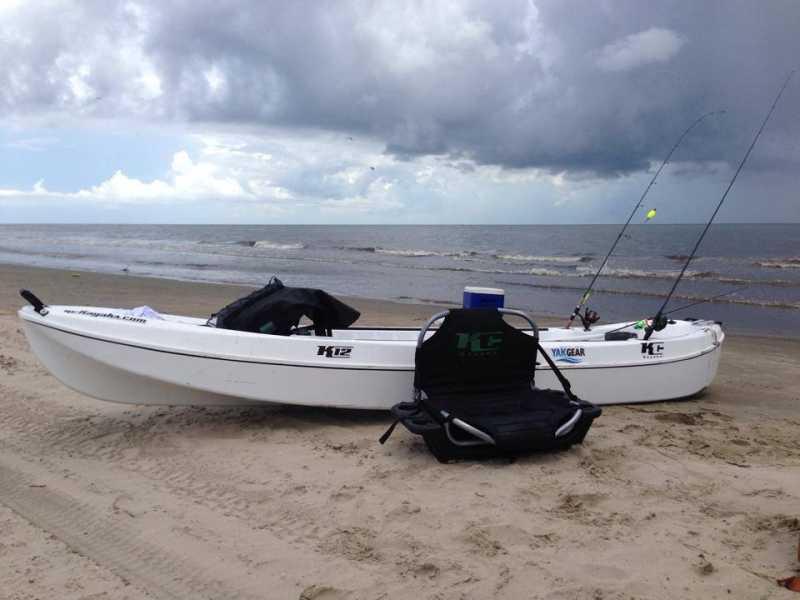Best Fishing Kayak Ever KC Custom K12 Brand new - (1/1
