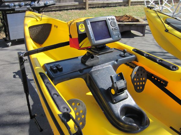 Fish finder do i need one 1 2 yakangler for Fish finders for kayaks