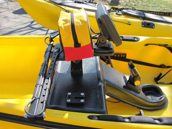 Kayak depth finder the hull truth boating and fishing for Fish finder on kayak