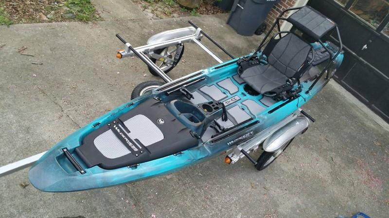 Wilderness Systems Atak 14 Fishing Kayak Review