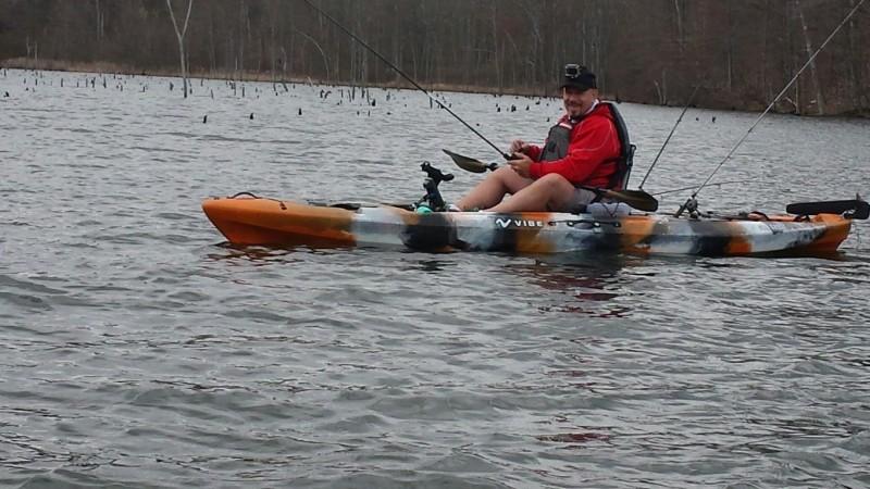 Vibe kayaks sea ghost 13 fishing kayak review for 13 fishing origin c