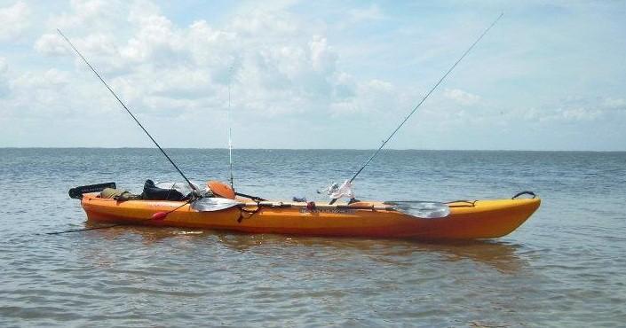 Wilderness Systems Tarpon 14 Fishing Kayak Review