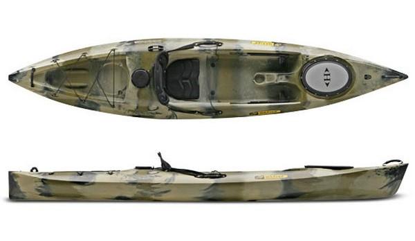 Native watercraft redfish 12 fishing kayak review for Native fishing kayak