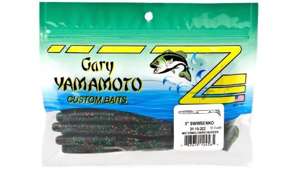 fishing lures Gary Yamamoto Senko
