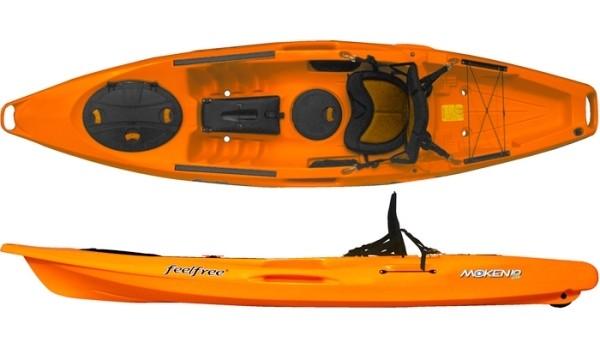 Feelfree moken 10 5 fishing kayak review for Fishing kayaks reviews