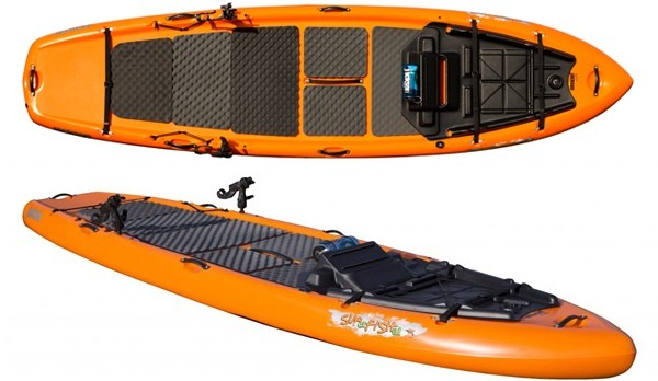 Jackson kayak superfishal 11 5 fishing kayak review for Fishing kayak review