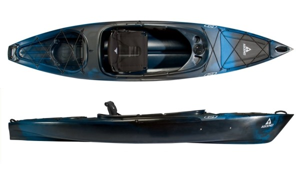 Ascend D12 12 Fishing Kayak Review