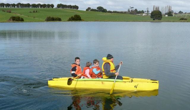 Wavewalk 500 11 5 fishing kayak review for Most stable fishing kayak