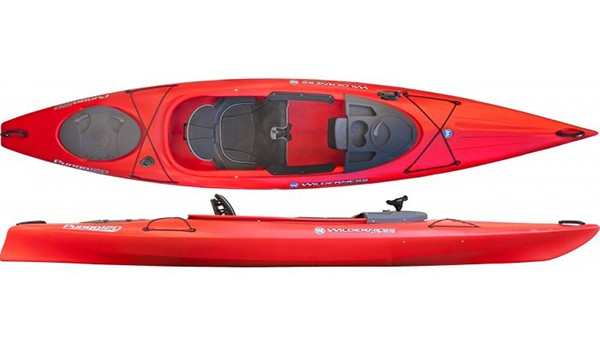 Wilderness systems pungo 120 angler 12 fishing kayak review for Wilderness systems fishing kayaks