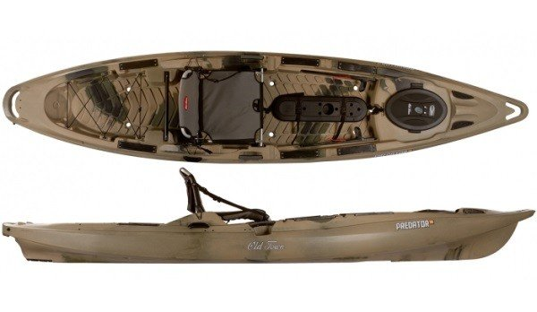 Old Town Predator 13 13 Fishing Kayak Review