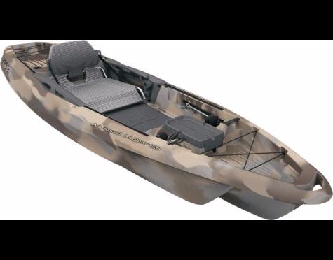 Cabela's 12 Fishing Kayak Review