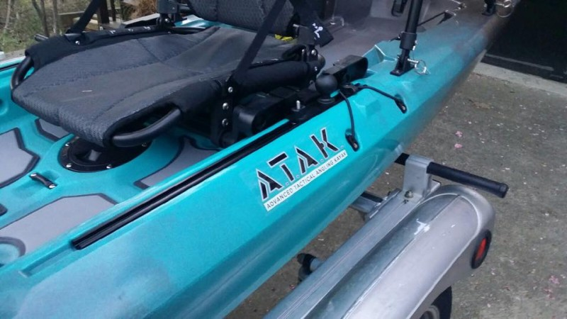 Wilderness Systems Atak 14 Fishing Kayak Review