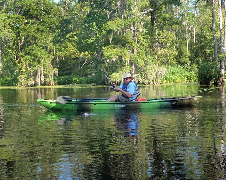 Native watercraft ultimate fx solo 15 fishing kayak review for Native fishing kayak
