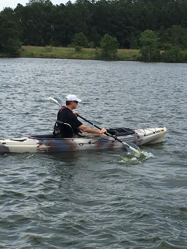 Jackson kayak kilroy 12 fishing kayak review for Fishing kayaks reviews