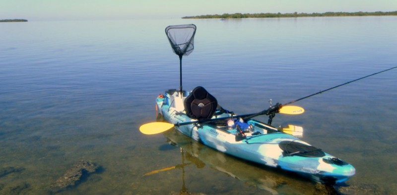 Field And Stream Eagle Talon 12 12 Fishing Kayak Review