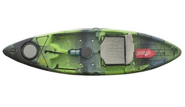 Jackson Kayak Cruise Angler 10 10 Fishing Kayak Review