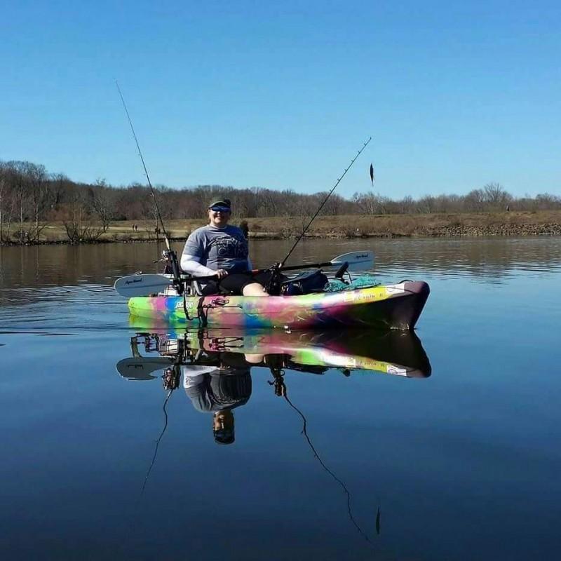 Jackson kayak cruise angler 10 10 fishing kayak review for 10 fishing kayak