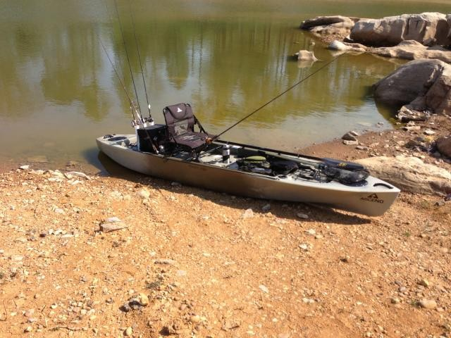 Ascend fs12t kayak 2017 2018 best cars reviews for Fishing kayaks reviews