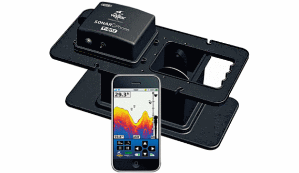 Vexilar Sonar Phone Review