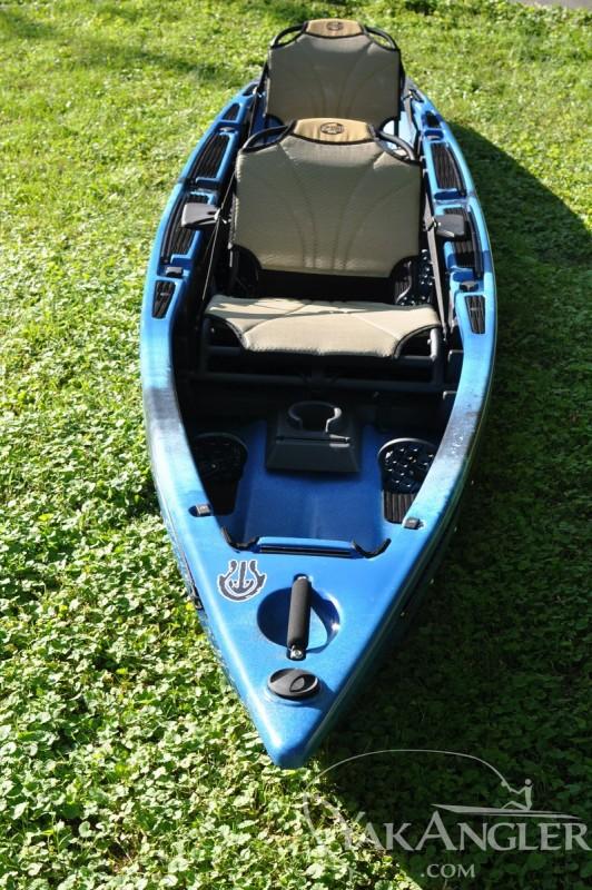 Native Watercraft Ultimate FX Tandem 15 Fishing Kayak Review