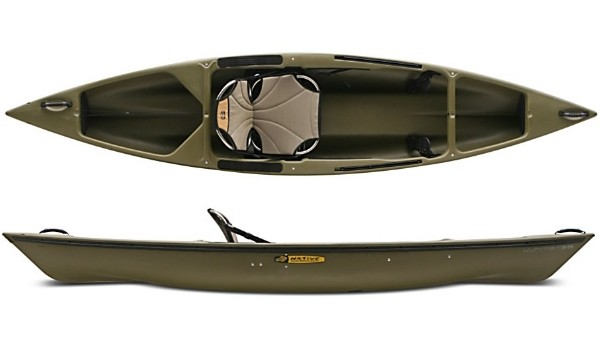 Native Watercraft Ultimate 12 Fishing Kayak Review