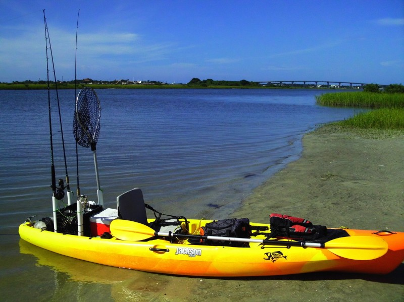 Jackson kayak cruise 12 fishing kayak review for Fishing jackson kayak