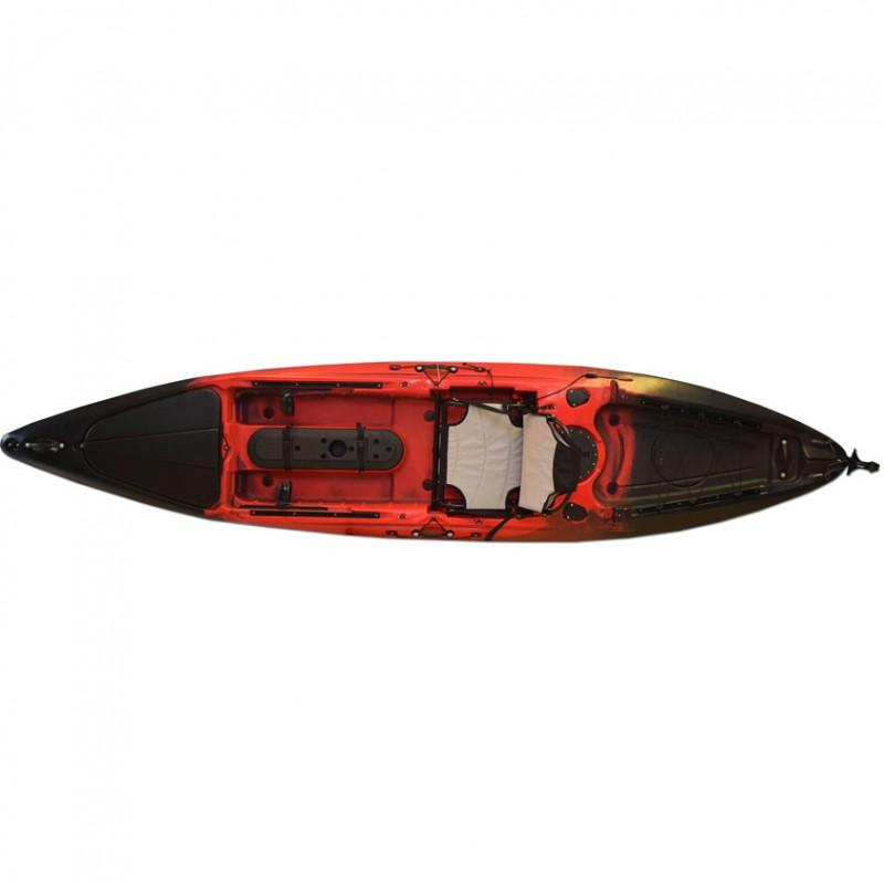Vanhunks Black Bass 13 Fishing Kayak Review
