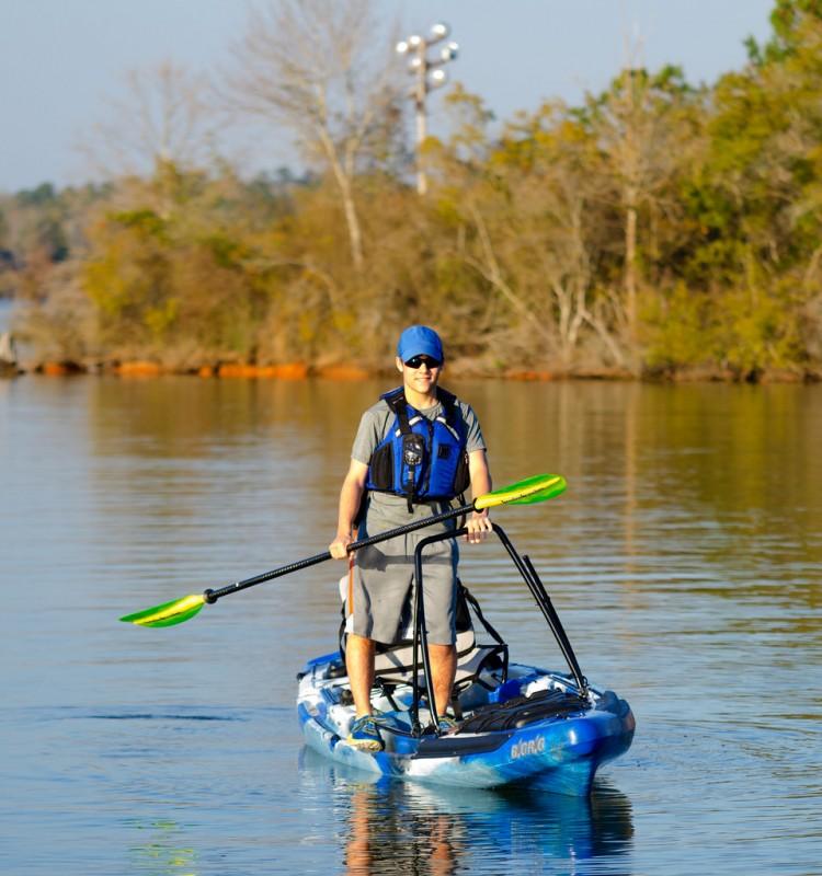 Jackson kayak big rig 13 fishing kayak review for 13 fishing origin c