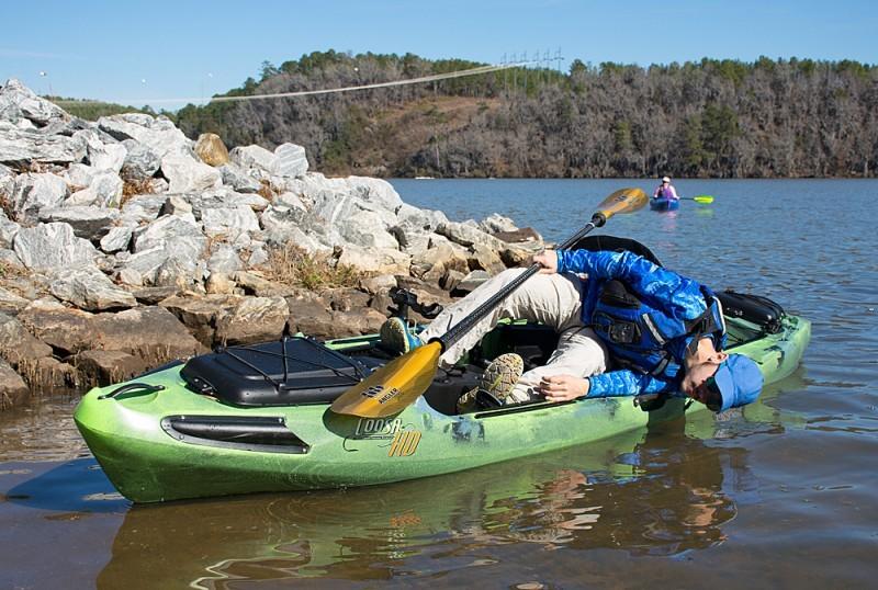 Jackson Kayak Coosa HD 11 5 Fishing Kayak Review