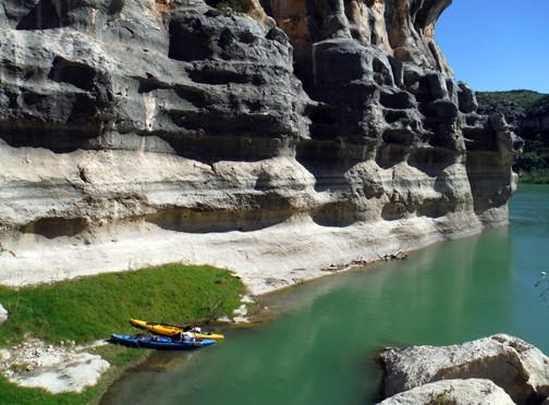 Pecos river boat ramp freshwater fishing spot and kayak for Pecos river fishing