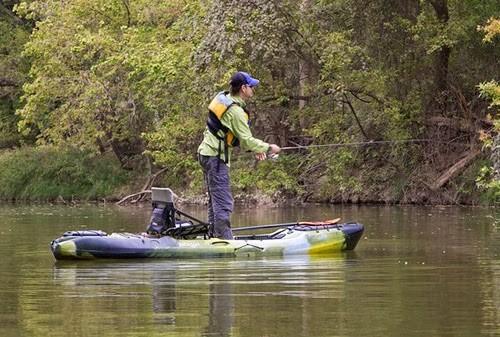 Jackson Kayak Coosa 11 Fishing Kayak Review