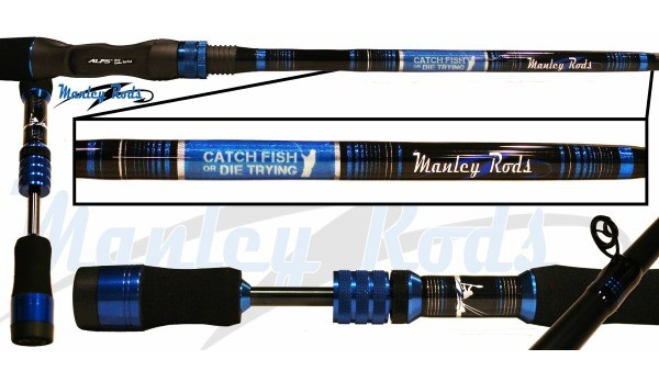 Manley Rods Kayak Series