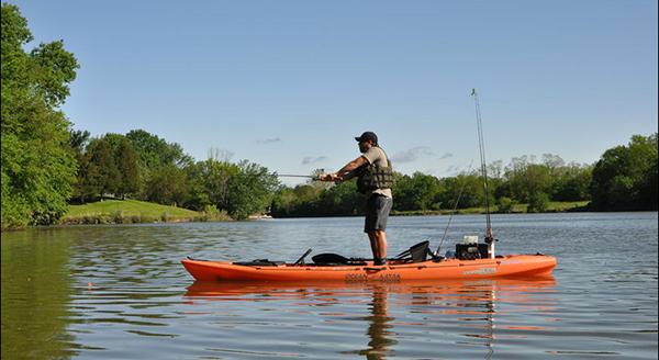 Ocean kayak prowler trident 13 fishing kayak review for 13 fishing origin c