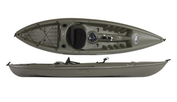 Pelican 10 Fishing Kayak Review