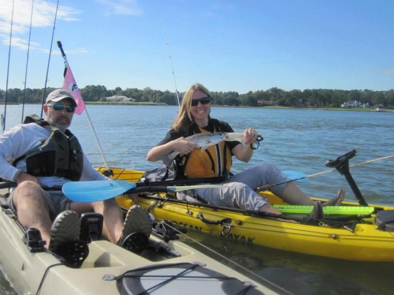 Ocean kayak prowler trident 11 5 fishing kayak review for Fishing kayak review