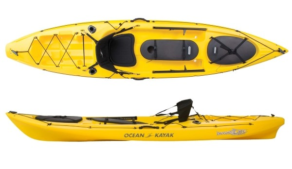 Angler 39 s file ocean kayak prowler trident 11 hot for Ocean fishing kayaks