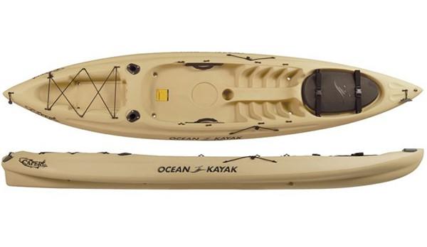 Ocean Kayak Caper Angler 11 Fishing Kayak Review
