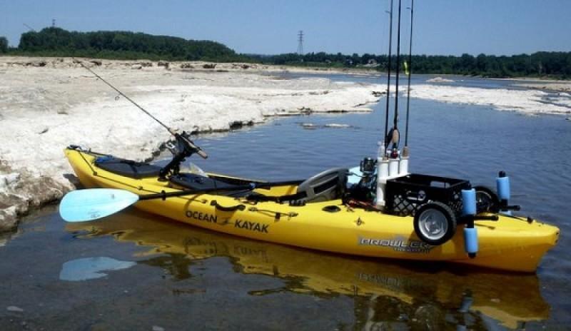 Ocean Kayak Prowler Trident 11