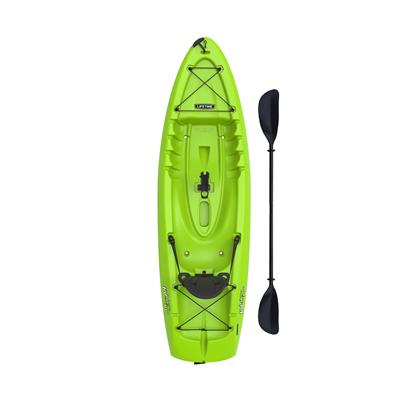 Lifetime Hydros 85 Angler 8 5 Fishing Kayak Review