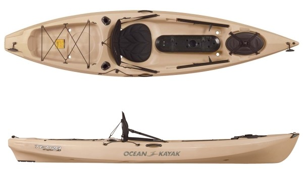 Ocean Kayak Tetra Angler 10 5 Fishing Kayak Review