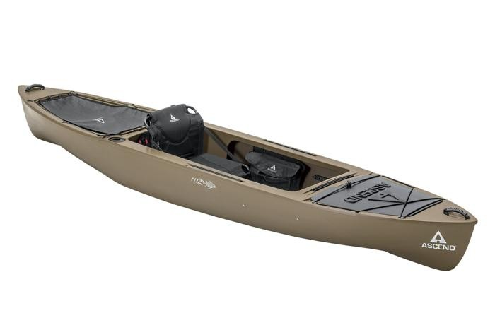 Ascend H12 Sit In Hybrid 12 Fishing Kayak Review