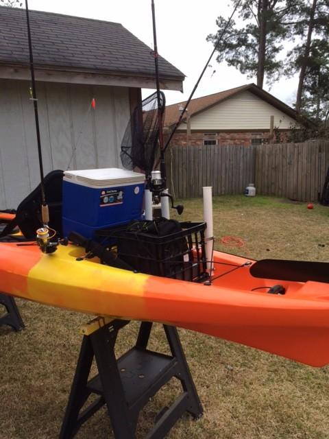 Vibe Kayaks Sea Ghost 13 Fishing Kayak Review