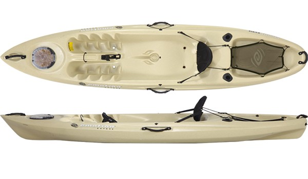 Emotion kayaks stealth 10 angler 10 fishing kayak review for Emotion fishing kayak