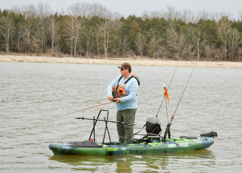 Jackson kayak big rig 13 fishing kayak review for Fishing jackson kayak